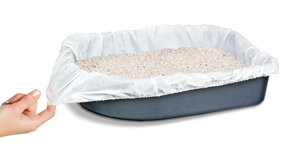 Cat litter tray liner from Swirl®